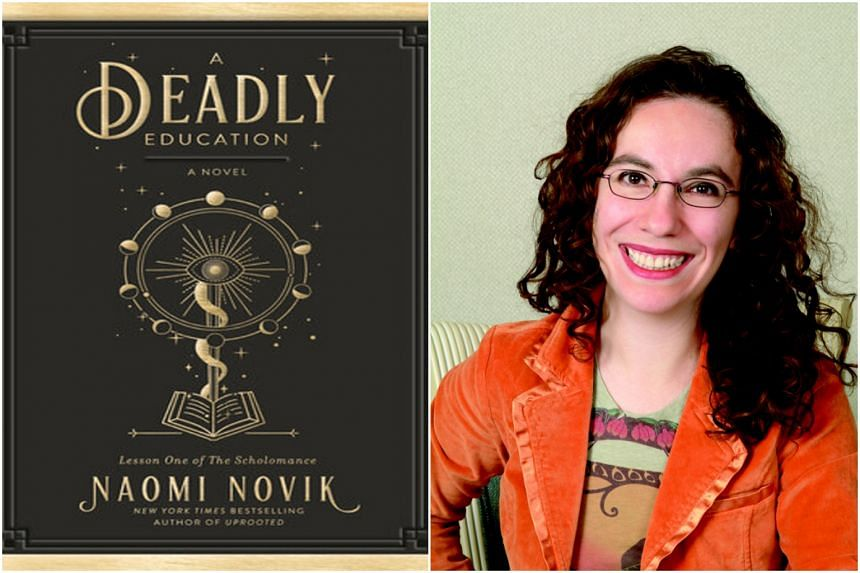 A Deadly Education, the first in a trilogy, does not reach the heights of Naomi Novik's magnificent 2016 novel Uprooted.