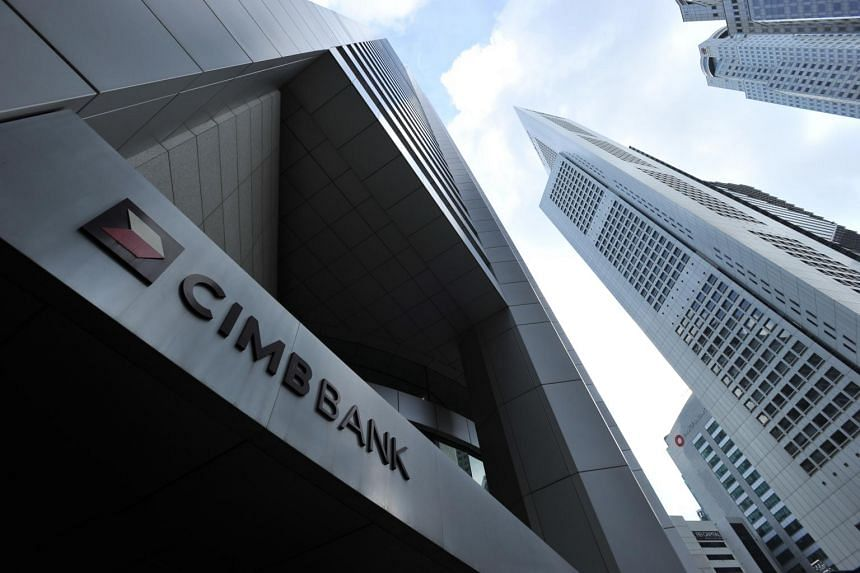 CIMB Singapore posted losses of RM939 million (S$309 million) in the first half of this year due to impairments.