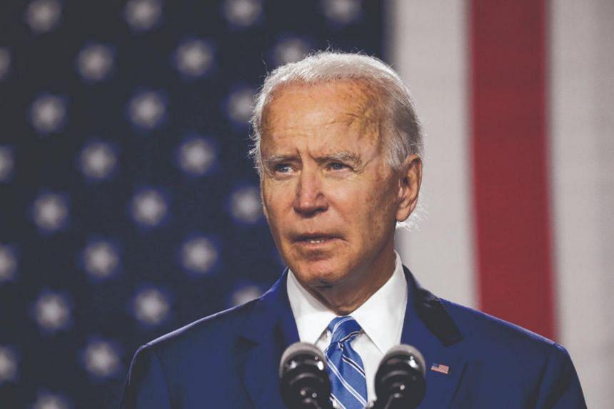 Mr Biden has already signalled a less strident approach.