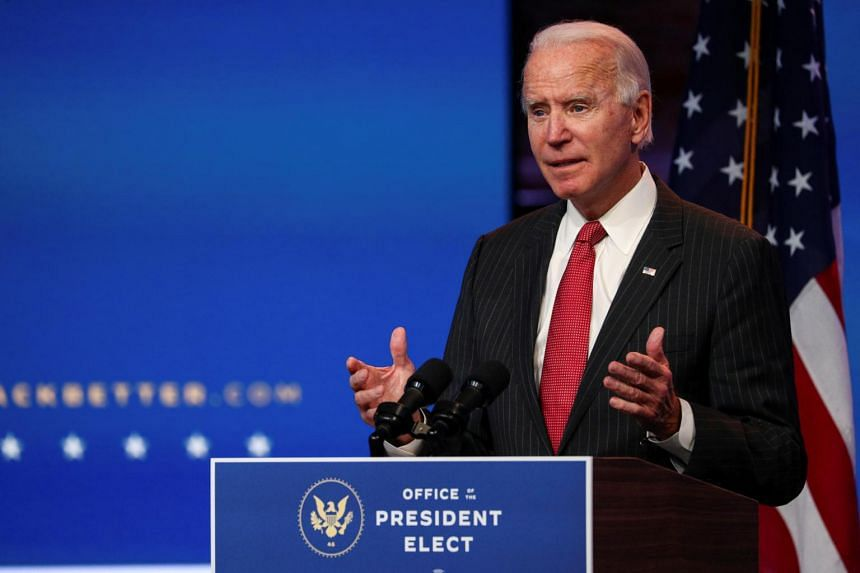 There is hope that even as Mr Biden moves to mend ties with Beijing, he will put more faith in the US' alliance with Tokyo.