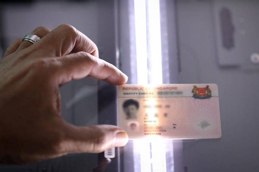 The address on the NRIC is used by government agencies to contact Singapore residents for official purposes.