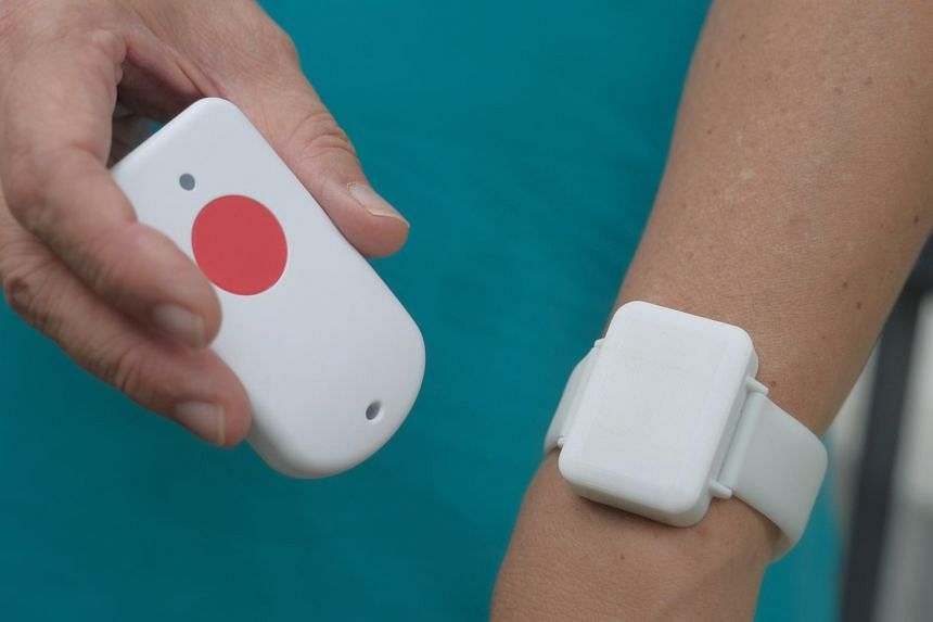The IoT-enabled watches and device.