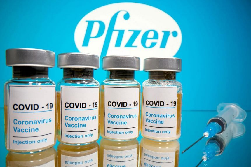 The bloc has agreed to pay 15.50 euros (S$24.75) per dose for the vaccine candidate developed by Pfizer and BioNTech.