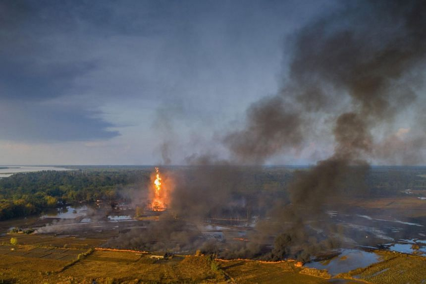 The well suffered a devastating blowout on May 27, 2020, causing an uncontrollable release of natural gas.
