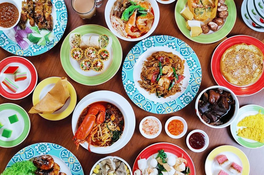 This popular Penang buffet restaurant reopened after the circuit breaker with an a la carte buffet.
