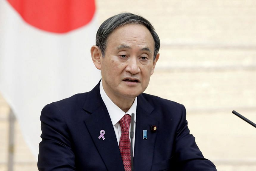Japanese Prime Minister Yoshihide Suga must maintain a delicate balance in relations with China.