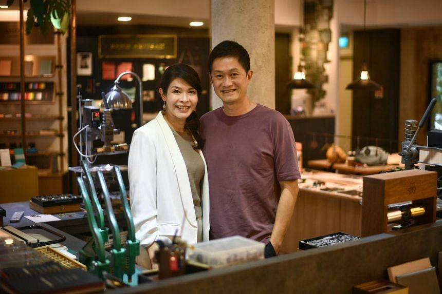 Ms Winnie Chan and Mr James Quan have worked together as co-founders and brand owners since 2012.