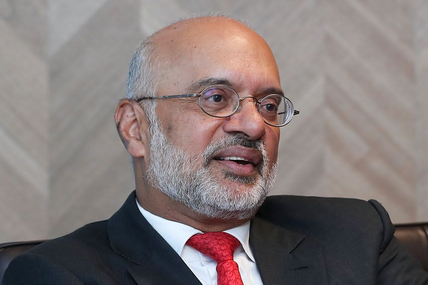 DBS chief Piyush Gupta has been upgrading technology and digitalisation in anticipation of growing competition.