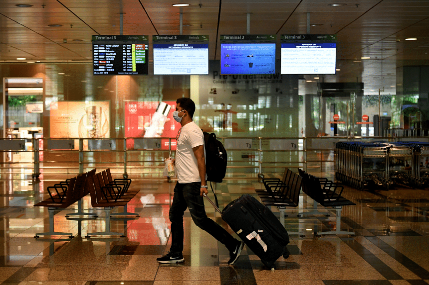 Singapore will be tightening border measures given the resurgence of Covid-19 cases in Malaysia and Japan.