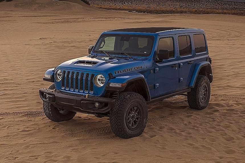 Most capable Jeep Wrangler