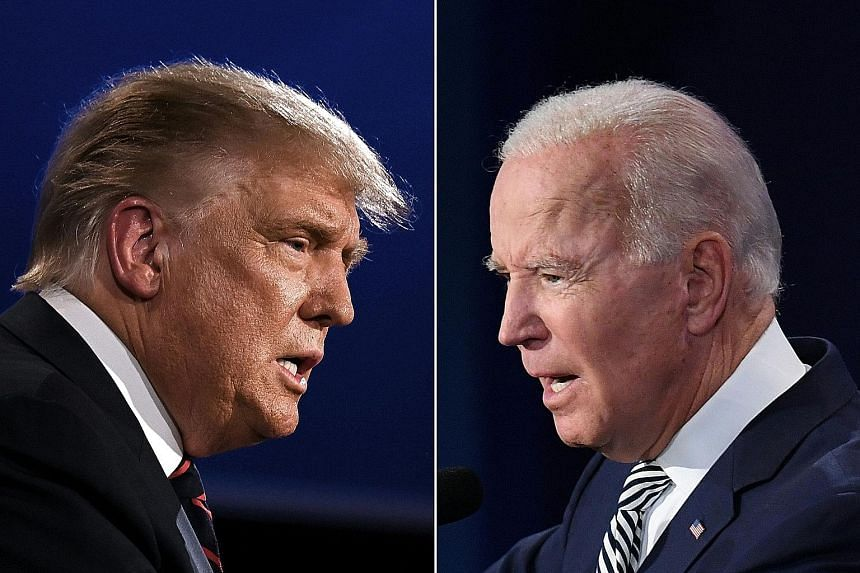 President-elect Joe Biden will be a different leader from President Donald Trump, but he will inherit the same divided people torn apart by the same divisive issues, says the writer.