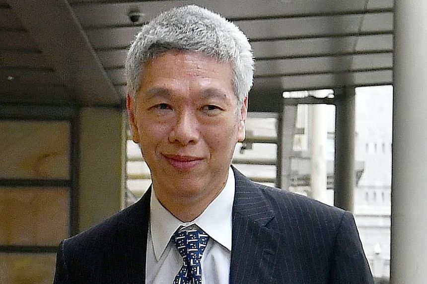 The court examined Mr Lee Hsien Yang's role, in trying to discern Mrs Lee's culpability.