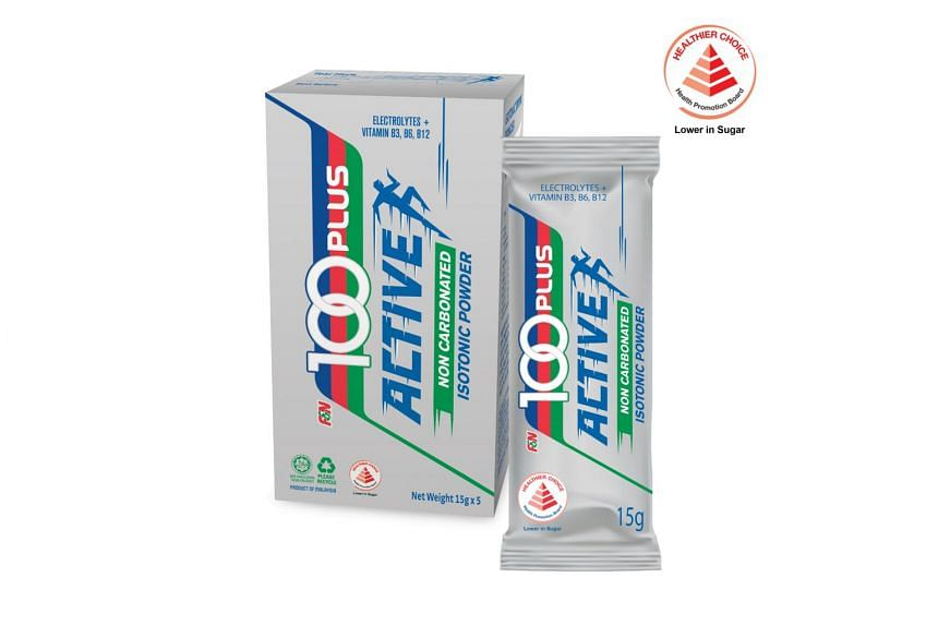 The powder comes in individual sachets of 15g, making it more convenient to carry around than a loaded water bottle.