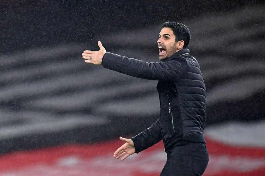Mikel Arteta said the incident had been resolved but the bigger concern was how the story was leaked.