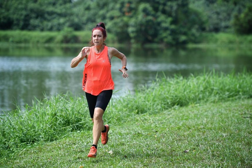 Veronique Bourbeau wants to run across a continent, all 13,000km of Africa.