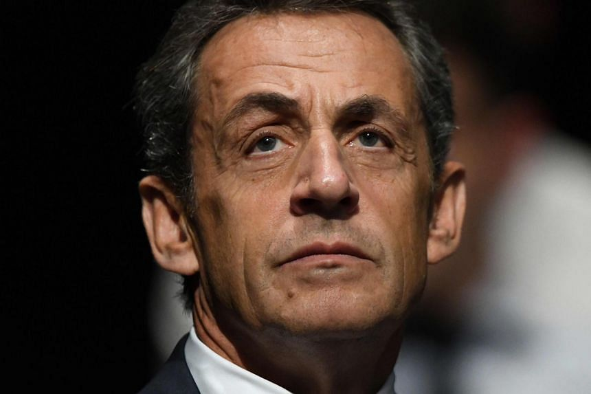 Former president Nicolas Sarkozy risks a prison sentence of up to 10 years and a maximum fine of one million euros.