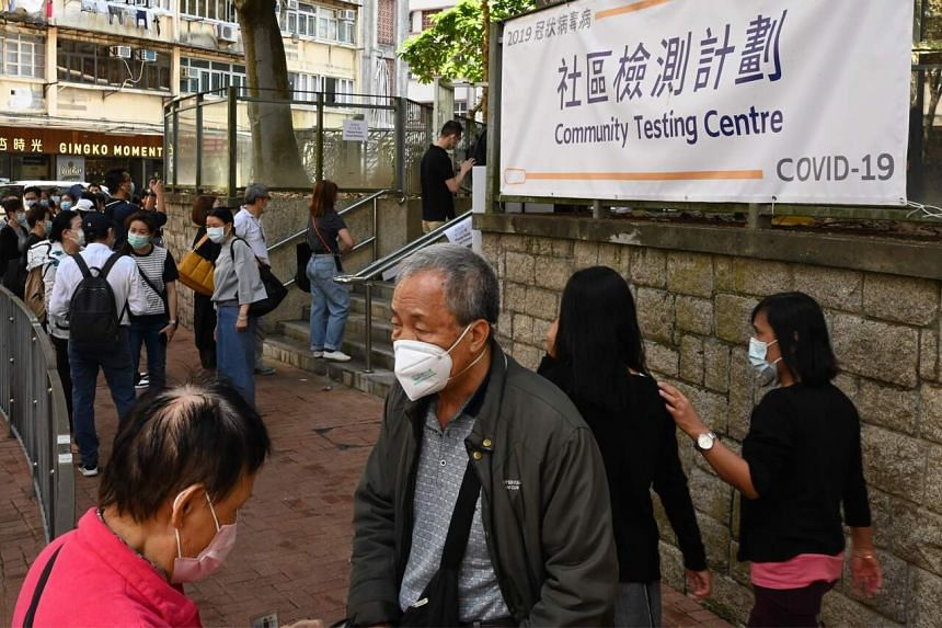 Any person who fails to comply with a testing notice may be fined a fixed penalty of HK$2,000, and further prosecution if the person refuses to continue to be tested.
