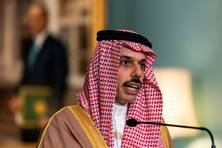 Saudi Arabia's Prince Faisal bin Farhan Al Saud emphasised the country's 75-year history of strong defence cooperation with the US.