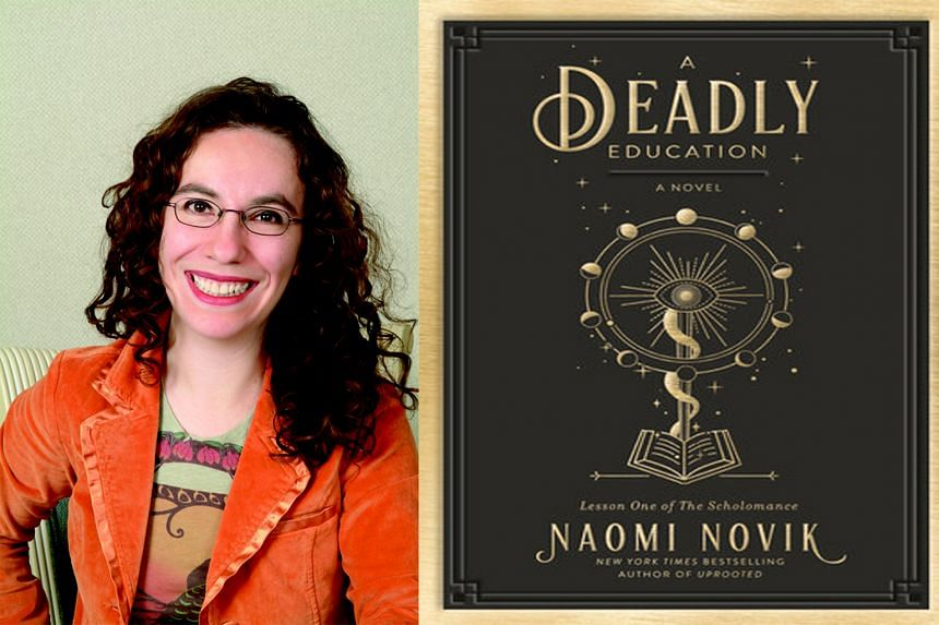 Naomi Novik has written a relatable satire of the academic rat race – with a dose of magic thrown in.