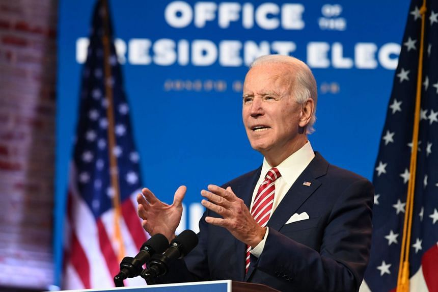 President-elect Joe Biden has promised to build an administration that reflects the diversity of the country.