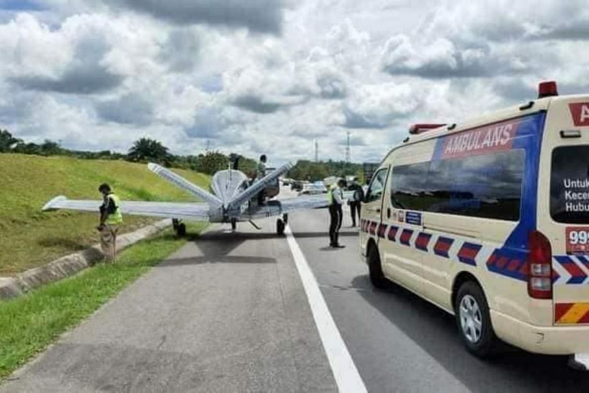 The Civil Aviation Authority of Malaysia said both pilots are in stable condition.