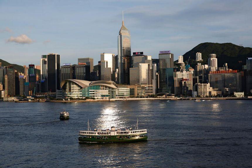 China supports Hong Kong joining the RCEP.