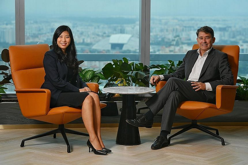 HSBC Singapore head of corporate sustainability Frances Chen said the first step to demystify the concept of green financing is to help firms understand the gains from it, while HSBC Singapore chief executive Tony Cripps added that the bank's relatio