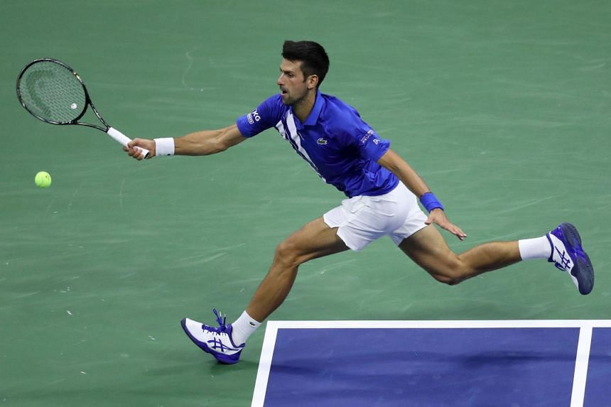 Novak Djokovic saw his hopes of an 18th Slam end with a disqualification from the US Open after inadvertently hitting a line judge with a ball.