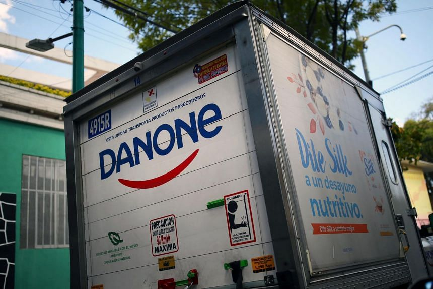 The job cuts represent about 2 per cent of Danone's total staff.