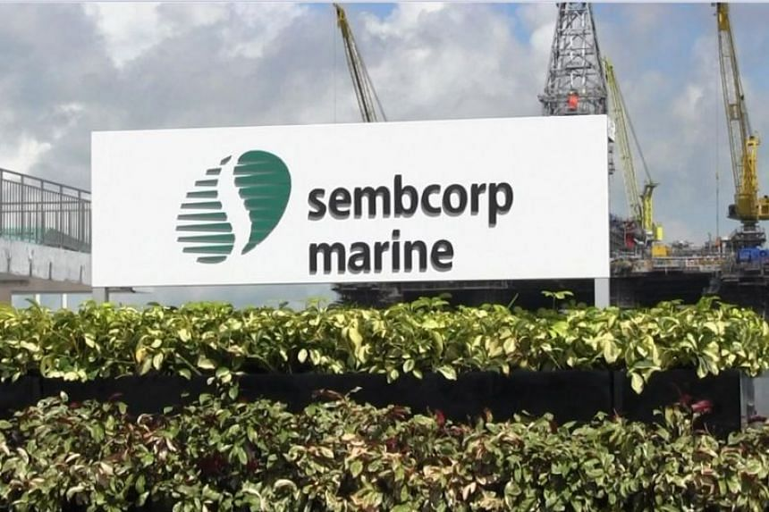 SembMarine's advance has outperformed the market's key Straits Times Index that is up 0.9 per cent so far.