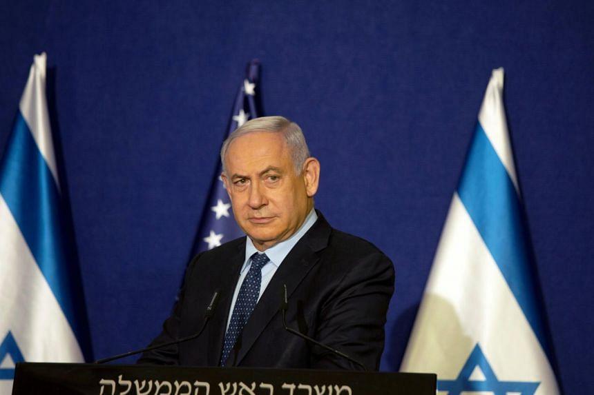 Israeli Prime Minister Benjamin Netanyahu was reported to have secretly travelled to Saudi Arabia for talks on Nov 22, 2020.