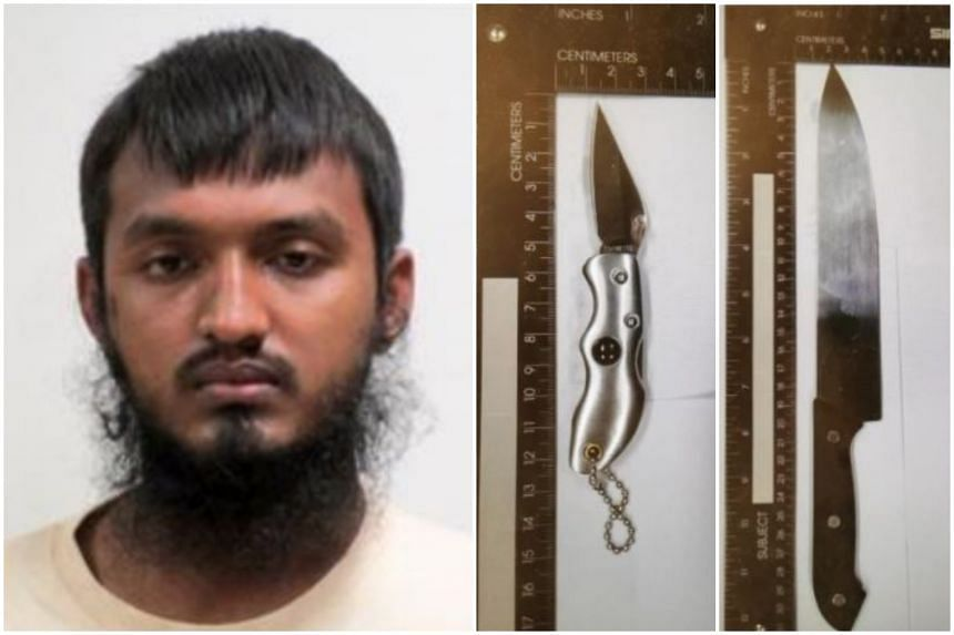 Ahmed Faysal actively shared material promoting armed violence on social media, and bought foldable knives to use for attacks in Bangladesh.