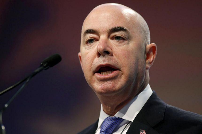 Mr Alejandro Mayorkas became one of President-elect Joe Biden's first Cabinet selections.