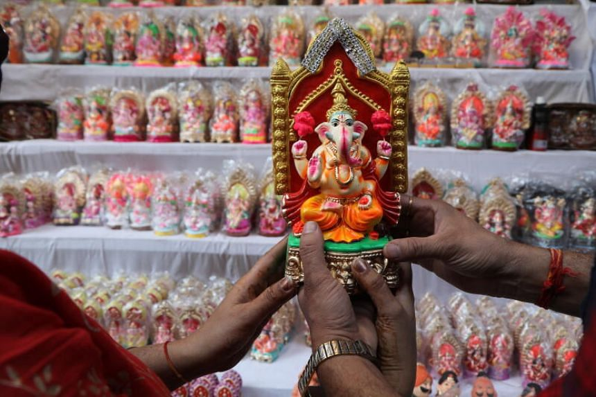 Lord Ganesh is one of the best-known and most worshipped deities in Hinduism.