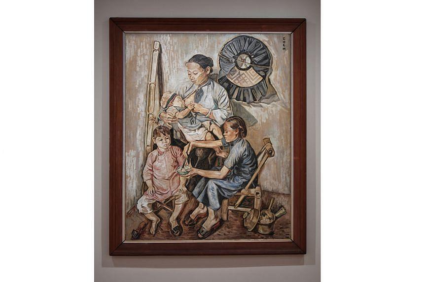 HAKKA FAMILY (1939).