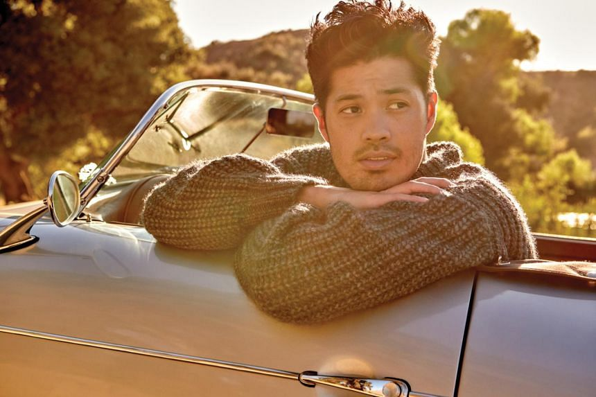 Actor Ross Butler made his first foray into acting when he turned 21, thanks to a friend who bought him an acting class for US$25.