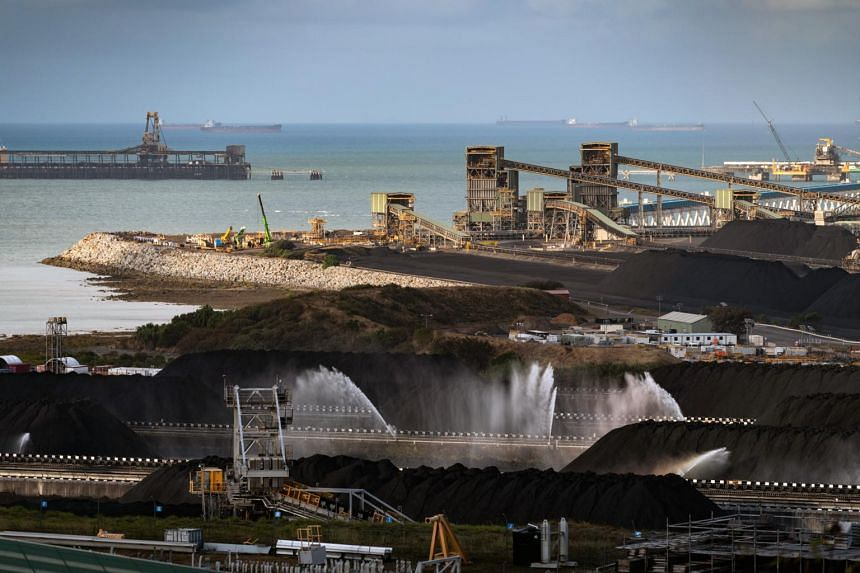 More than US$500 million worth of Australian coal and about 1,000 crew on the ships are stuck after China blacklisted Australian commodities and foodstuffs.
