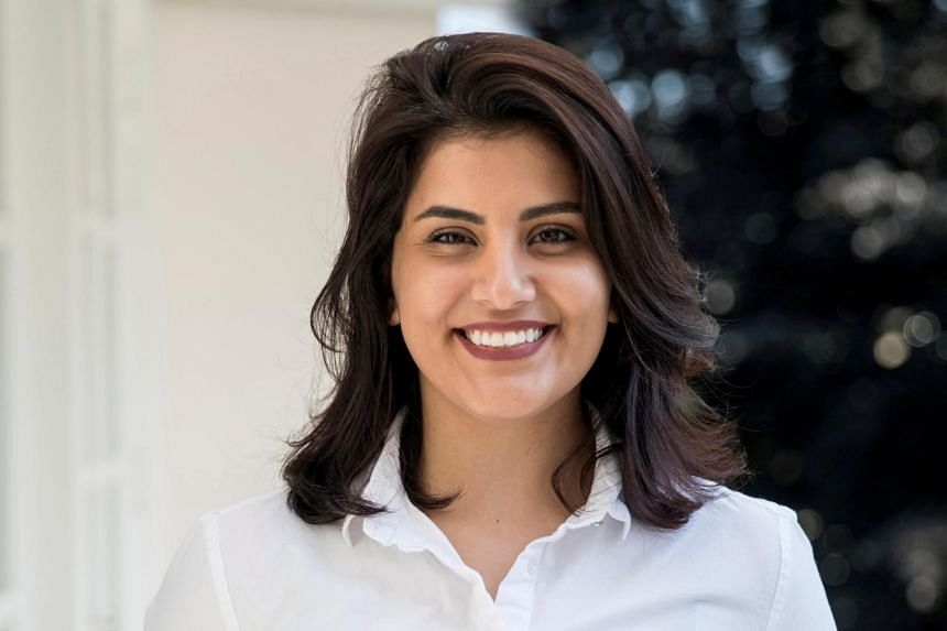 """Women's rights activist Loujain al-Hathloul has been detained since spring 2018 and charged with crimes including cooperating with unnamed """"foreign entities"""" to harm the kingdom."""