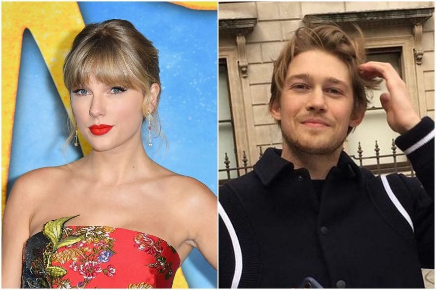 Taylor Swift Reveals Mystery Songwriter On Her Folklore Album Is Boyfriend Joe Alwyn Entertainment News Top Stories The Straits Times