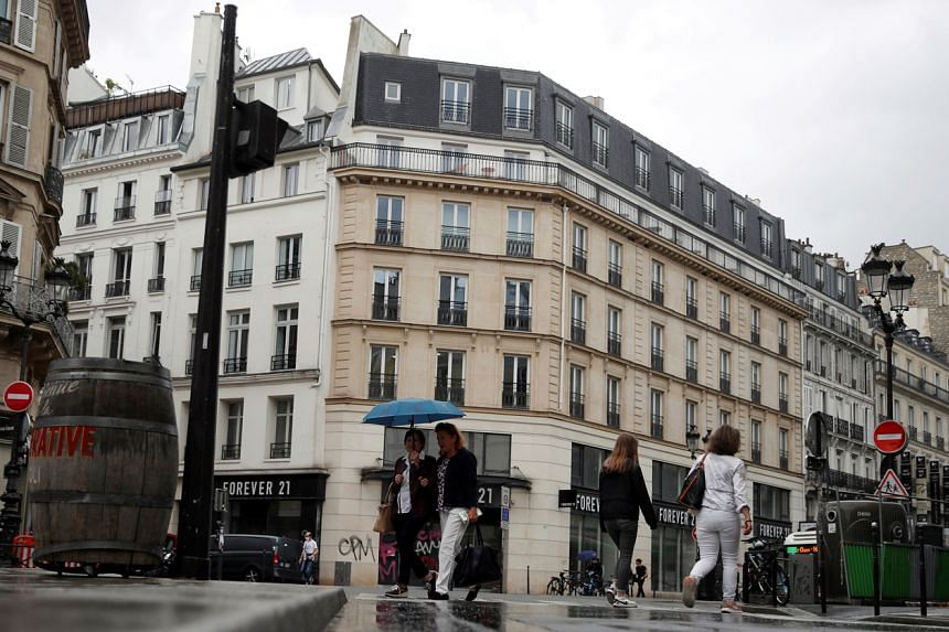 Ingka Investments' first deal was in Paris' Rue de Rivoli.
