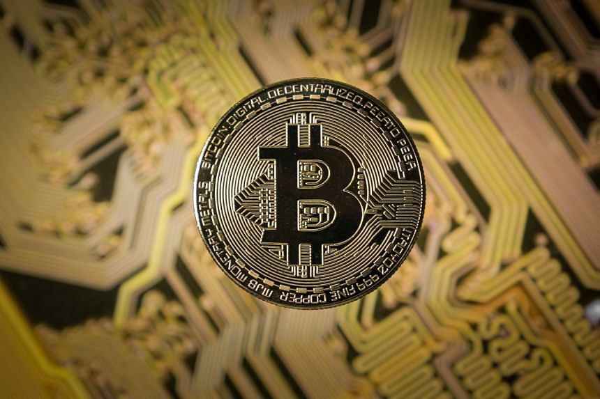 Cryptocurrency bitcoin is up more than 40 per cent this month alone and has more than doubled this year.