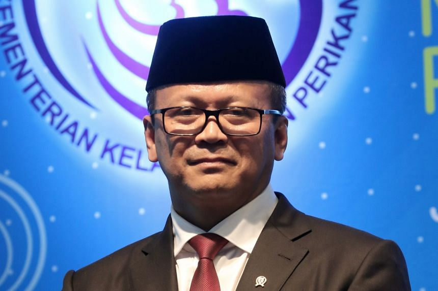 Maritime Affairs and Fisheries Minister Edhy Prabowo was arrested along with more than a dozen others early yesterday.