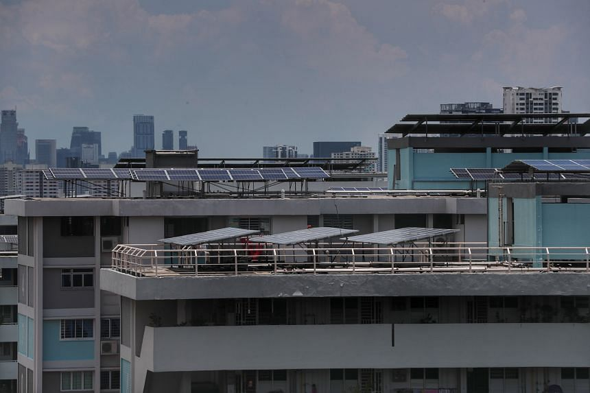 Singapore now largely relies on natural gas for its energy needs. Although there are plans to ramp up the deployment of solar panels on the island, harnessing solar energy is a challenge due to, among other things, the intermittency of sunshine and t