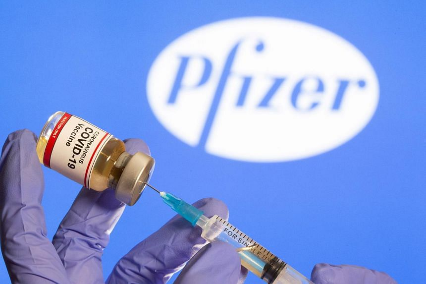 Pfizer will deliver the first one million doses in the first quarter of 2021.
