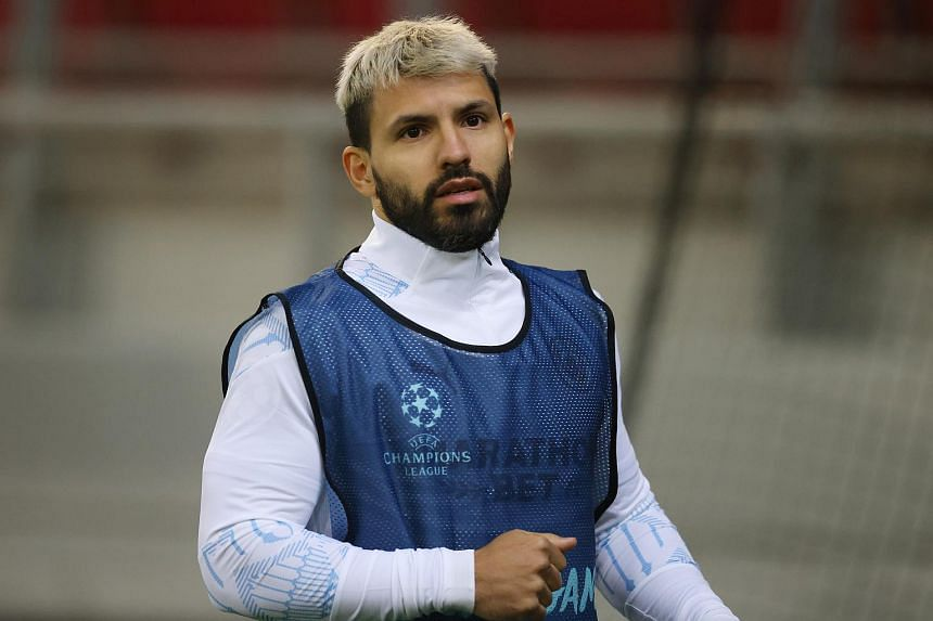 Sergio Aguero could be entering his final few months in Manchester after nine years at the club.
