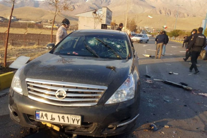 Dr Mohsen Fakhrizadeh died of injuries in hospital after armed assassins fired on his car.