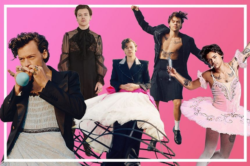 #PopVultures Jan Lee and Sam Jo discuss British singer-songwriter Harry Styles and his historic Vogue magazine cover, where he treads the Fine Line between menswear and female fashion.