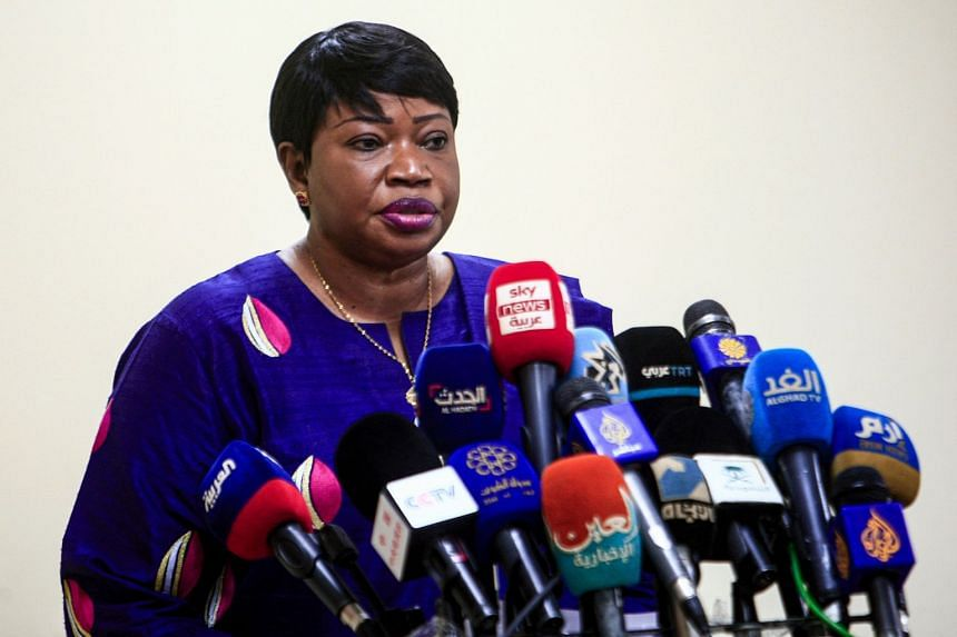 Gambia's Fatou Bensouda's term as ICC's chief prosecutor expires in June.