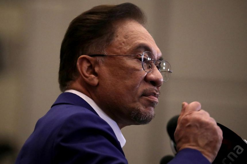 Mr Anwar Ibrahim has been confronted over failing to force a bloc vote against Budget 2021 on Nov 26.