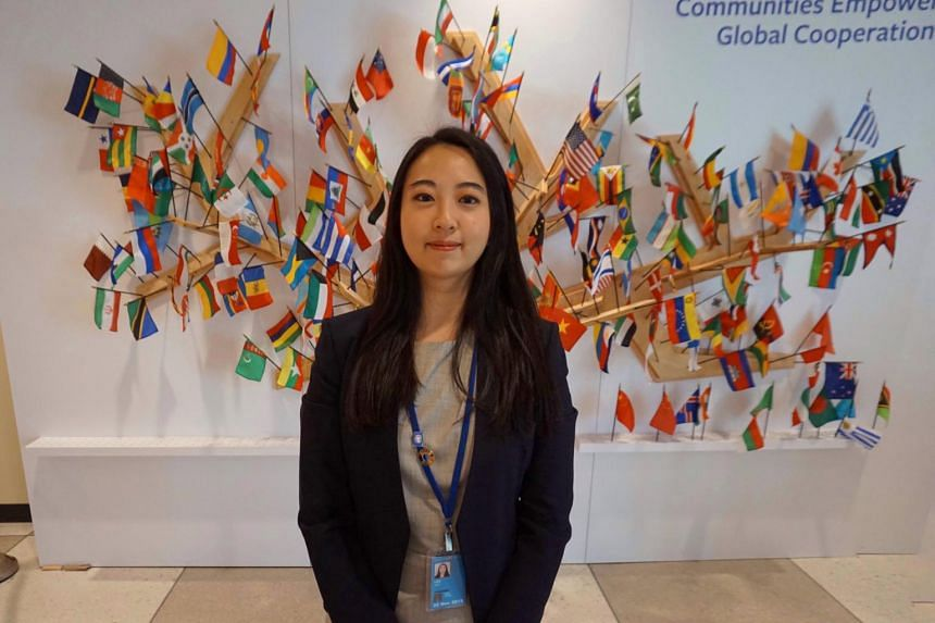 Ms Lee Hyun-a is trying to find a job in a non-governmental organisation, non-profit group, or think tank.